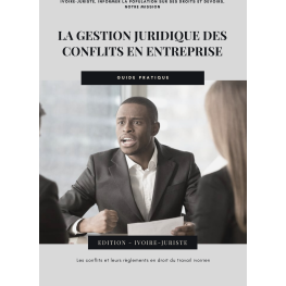 La Gestion juridique des conflits en entreprise