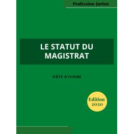Le Statut de la Magistrature - Côte d'Ivoire
