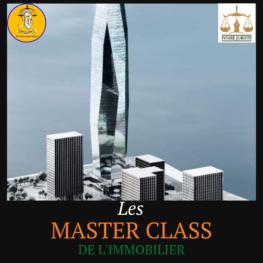 Les Master Class de l'Immobilier