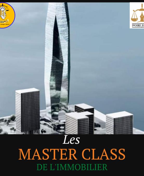 Les Master Class de l'Immobilier (N°2) : Tout savoir sur le contrat sécurisé de bail lancé par le Ministère de la Construction…