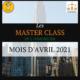 Les Master Class de l'Immobilier : Formation gestion immobilière