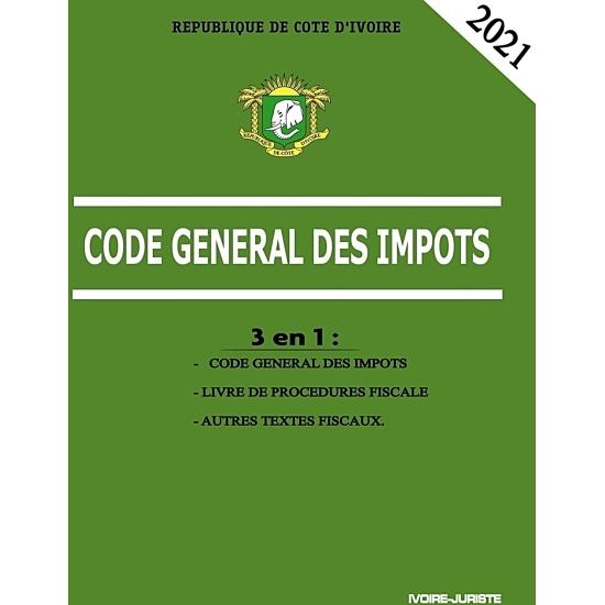 Code Générale des impôts 2020 – Côte d'Ivoire (PDF)