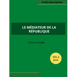 Le médiateur de la république - Côte d'Ivoire (PDF)